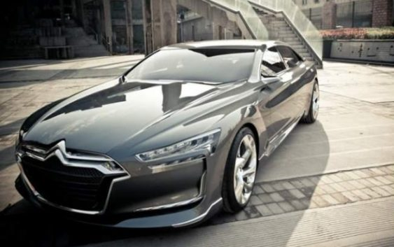 Citroen має намір побудувати великий седан DS9