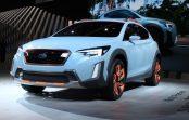 Subaru розповіла про новинку XV Crosstrek 2018