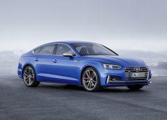 Стали відомі технічні характеристики Audi S5 Sportback