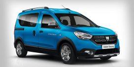 Dacia оновила моделі Dokker і Lodgy