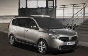 Ларгус по-буржуйських: в Європі представлені оновлені Dacia Lodgy і Dokker