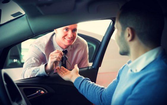 Як взяти машину на прокат