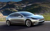 Tesla Model 3 встала на конвеєр