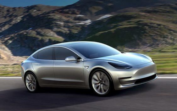 Tesla Motors повідомила про старт виробництва електрокара Tesla Model 3