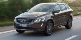 У мережі з'явилися фото інтер'єру Volvo XC60