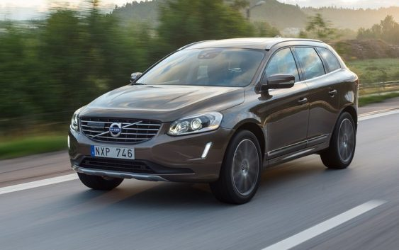 Новий кросовер компанії Volvo - XC60
