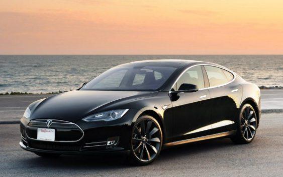 Tesla електроседан