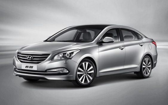 Hyundai випустить новий седан Mistra