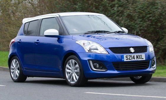 Представлена нова генерація Suzuki Swift