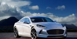 Aston Martin готує електромобіль