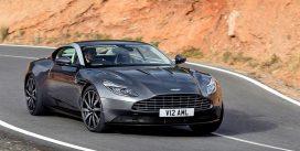 Aston Martin DB11 оснастять двигуном Mercedes-AMG
