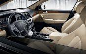 Hyundai Sonata відзиваються з продажу через проблеми з ременями безпеки