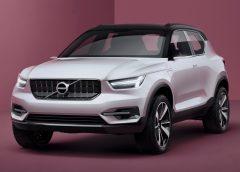 Volvo XC40 Оновлений вийшов на тести