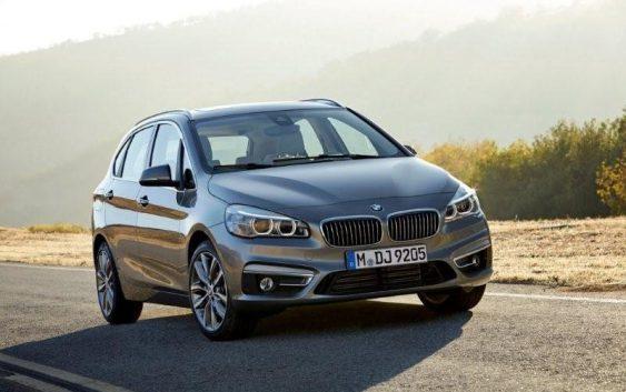 Оновлений BMW 2 Series Active Tourer