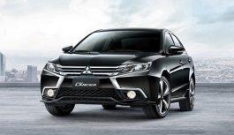 З'явилися перші фото нового Mitsubishi Lancer Гранд