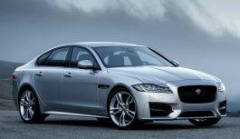 Jaguar представив нову генерацію XF R-Sport
