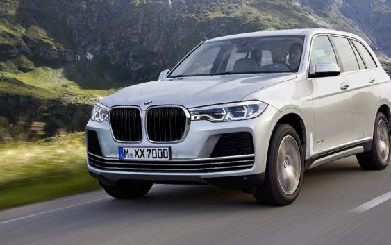Інженери BMW почали проводити дорожні випробування великого позашляховика X7. Автомобіль, прем'єра якого відбудеться в наступному році, спробував свої сили на трасі Нюрбургринг.