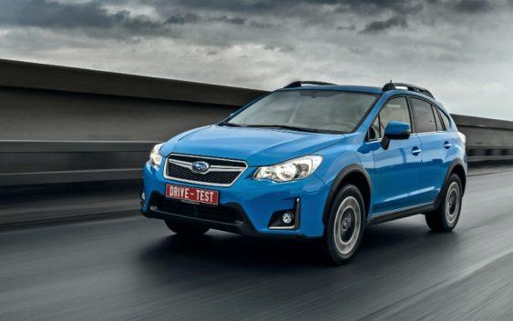 Виробник Subaru