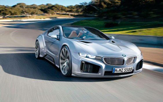 У BMW може з'явитися гібридний суперкар