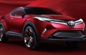 Кросовер за мотивами Toyota Way Concept вийде в 2018 році