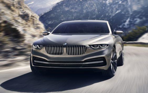 Флагманська модель BMW