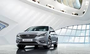 Оновлений Hyundai Sonata презентують в Нью-Йорку
