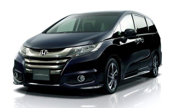 Honda почала виробництво Odyssey