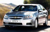 Обзор респектабельного седана Chevrolet Epica