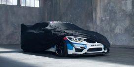 BMW опублікував фото M4 GT4