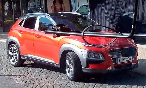 Hyundai почекає з випуском Kona