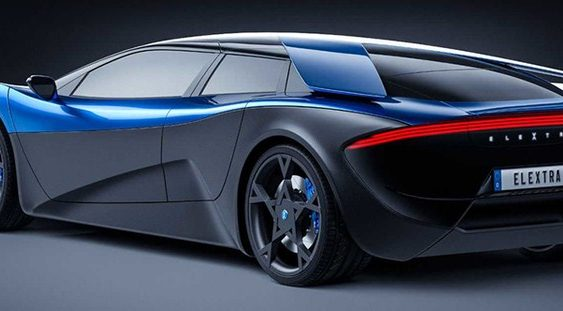 Classic Factory випустить електричний суперкар