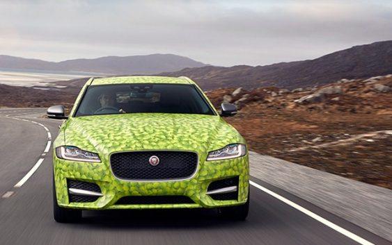 Jaguar випустить розкішний універсал