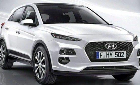 Кросовер Hyundai Кона