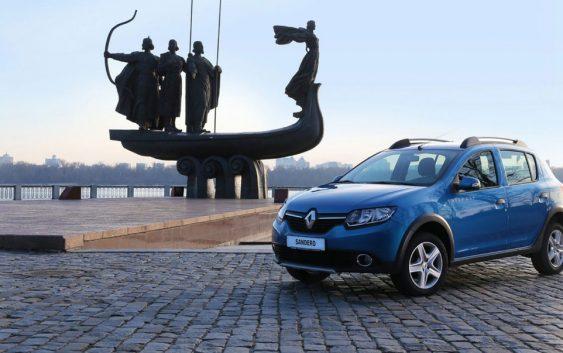 Renault в Україні