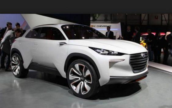 Зовнішність Hyundai Кona перестала бути таємницею