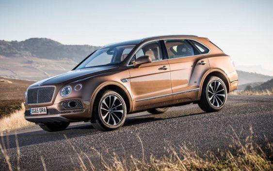 У Bentley Bentayga з'явиться потужна модифікація