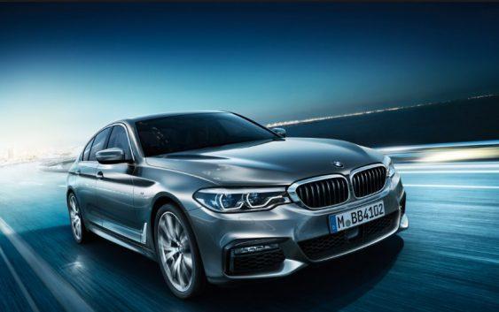 BMW випустив дебютний безпілотник