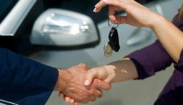 Оформление аренды автомобиля в компании Мегарент