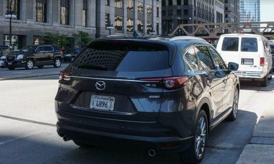Розсекречена зовнішність Mazda CX-8