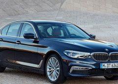 BMW оцінив новинку 520і
