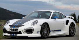 Porshe оновив 911 Turbo S