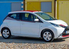 Оновлений сітікар Toyota Aygo X-Claim отримав цінник