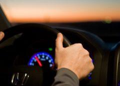 Обучение авто вождению в темное время суток