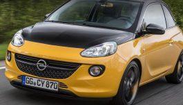 Названі ціни на Opel Adam Black Jack