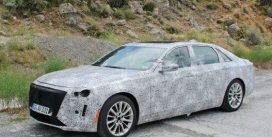 Новий Cadillac CT6 виїхав на тести