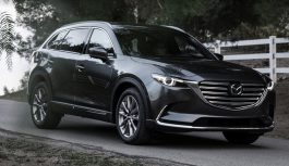 Оновленим Mazda CX-9 додали безпечних функцій