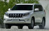 Новий Toyota Land Cruiser Prado розсекретили в Instagram