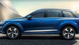 Audi Q7 очолив п'ятірку найбезпечніших SUV
