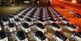 Прогноз продажів електромобілів