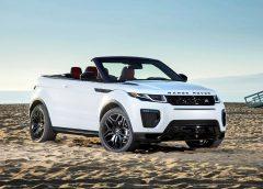 Новий Range Rover Evoque з'явиться в 2019 році